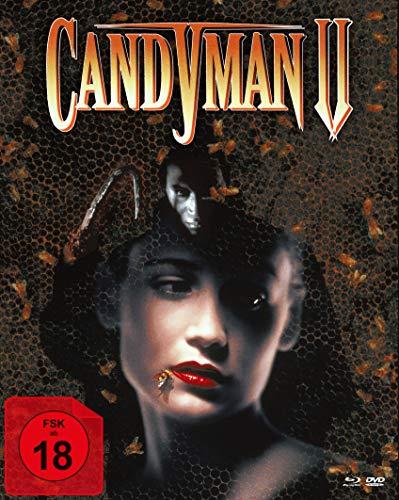 Candyman 2 - Die Blutrache [Mediabook] (exklusiv bei Amazon.de) [Blu-ray]