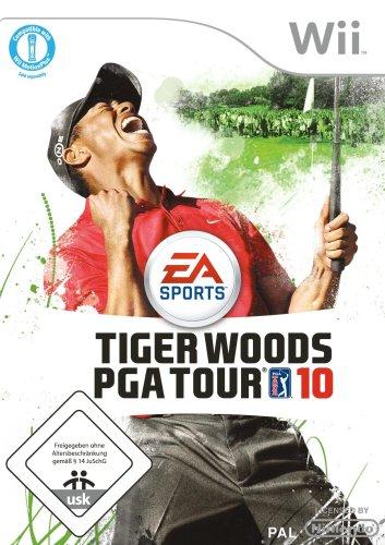 Electronic Arts  Tiger Woods PGA TOUR 10, Wii