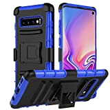 MoKo Compatible with Galaxy S10 Case, Shockproof...