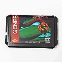 TopFor Teenage Mutant Ninja Turtles - Tournament Fighters 16 Bit Md Game Card For Sega Mega Drive For Genesis
