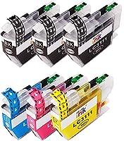 mita 互換インク 4色パック + BK 2本 ( 計6本 ) MFC-J738DN / MFC-J738DWN / MFC-J998DN / MFC-J998DWN / DCP-J973N / DCP-J572N / MFC-J893N / DCP-J978N / DCP-J577N / MFC-J898N / DCP-J972N / DCP-J982N / DCP-J582N / MFC-J903N対応