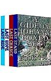 A Gideon Johann Boxed Set Book 1 - 4 (A Gideon Johann Western 0)