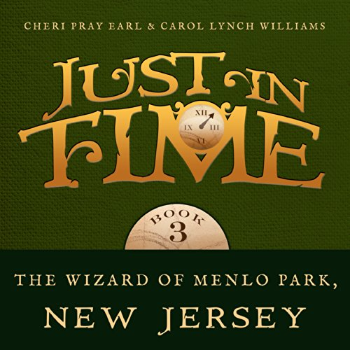 The Wizard of Menlo Park, New Jersey audiobook cover art