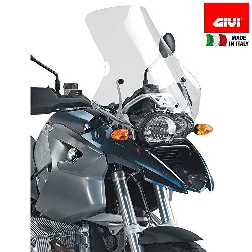 KIT CUPOLINO GIVI 330DT E STAFFE D330KIT COMPATIBILE CON BMW R 1200 GS (04 12)