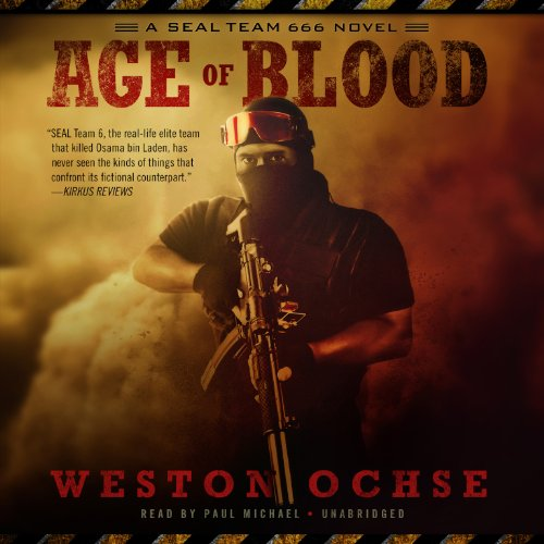 Age of Blood audiobook cover art