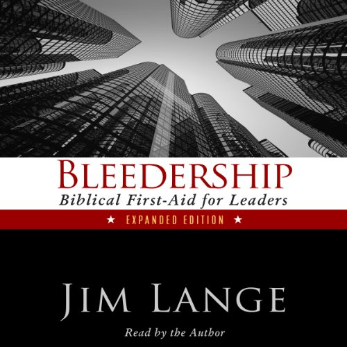 Bleedership audiobook cover art
