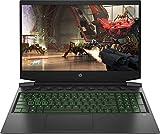HP Pavilion 16.1' FHD 144Hz Gaming Laptop, Intel 6-Core i7-10750H, 8GB DDR4, 512GB SSD + 32GB Intel Optane, NVIDIA GTX 1650Ti, B&O Audio, Webcam, Bluetooth, Backlit Keyboard, Windows 10, ABYS Bundle