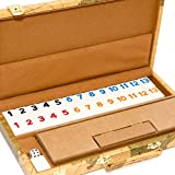 United Nations of New York, Deluxe Rummy Set with Wooden Racks