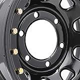 Pro Comp Steel Wheels Series 252 Wheel with Gloss Black Finish (16x8'/6x5.5')
