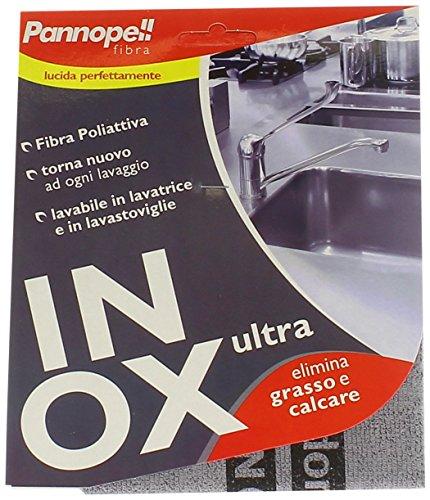 PANNOPELL PANNO INOX ULTRA - [confezione da 4]