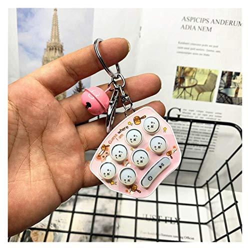 Magnifique Porte-clés miniature Cuddly Jouer au sol Jeu de...