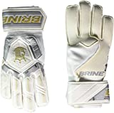 Brine King Match 3X Goalie Gloves (White/Purple,...