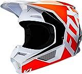 V1 Prix Helmet, Ece Flo Orange