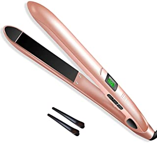 Professional Flat Iron Hair Straightener Ceramic Electric Hair Curler Girls Lady Straighteners Curling Irons Hair Waver Cr...