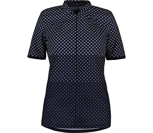 Maloja Short Sleeve All Mountain Shirt Jersy Multisport Damen M Mountain Lake Clover