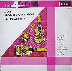 Los Machucambos In Phase 4 [Vinyl LP]