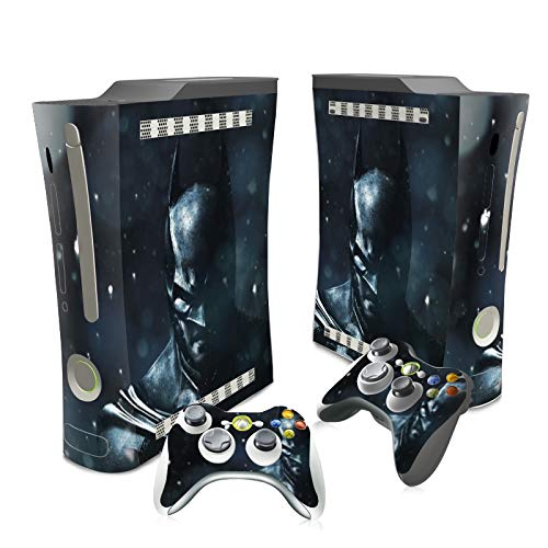 Joker Batman Superman Harley Quinn Skin Sticker Decal For Xbox 360 Console And Controllers Skins Stickers For Xbox360 Vinyl