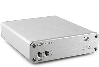 Topping D30 DAC DSD Audio DSD128 USB Coaxial Optical HiFi Decoder