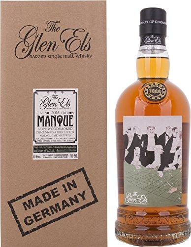 The Glen Els The Glen Els Casino Edition Manque Malaga Cask Matured Whisky di Malto Singolo 2016-700 ml