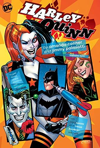 51vXUPKGMmL Harley Quinn Novels