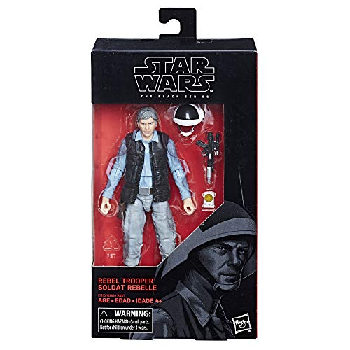 Star Wars Black Series - Rebel Trooper 15cm Figura de Acción