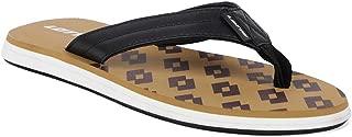 Lotto Black/Coral Cosma Slippers for Men 9