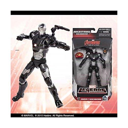 Hasbro マーベル レジェンド アベンジャーズシリーズ 3.0 ウォーマシン・マーク2(映画版)/Avengers Marvel Legends War Machine Mark2 【並行輸入】