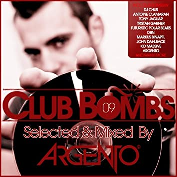 CLUB BOMBS, Vol. 9 - Selected & Mixed By ARGENTO