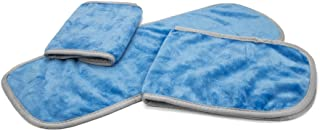 """Cloth Genius Super Soft Microfiber Guitar and Instrument Cloth 6""""x16"""" (3 Pack) Fretboard Towel, Cleans Under Strings"""