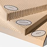 100% Natural Latex Mattress Topper - Soft - 3' Queen