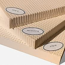 100% Natural Latex Mattress Topper - Soft - 3