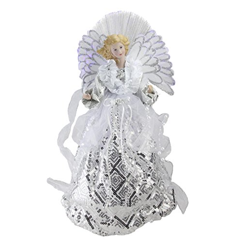 Northlight NL00927 32623517 Angel Gown Christmas Tree Topper, 16'
