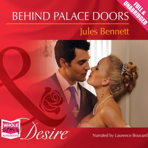 Behind Palace Doors audiobook cover art