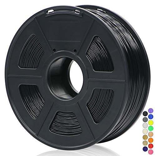 ANYCUBIC 3D Printer 1.75mm Filament PLA, 3D Printing PLA Filament 1KG Spool for 3D Printers & 3D...