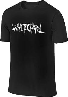 Whitechapel Mans T Shirt Camiseta de Verano de Manga Corta de algodón