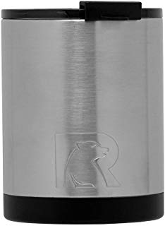 RTIC Stainless Steel Lowball with Lid 12oz
