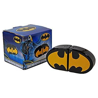 Batman Sel et Poivre Shaker, Noir