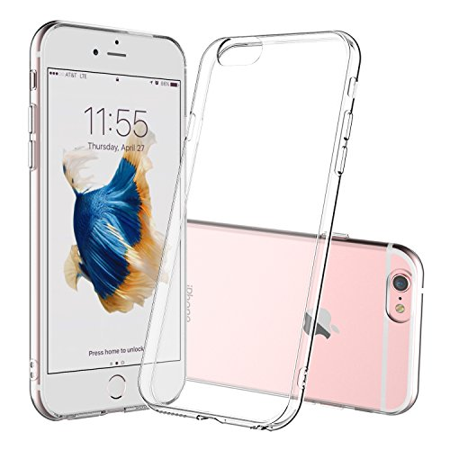 purple jelly case iphone 6 - 5