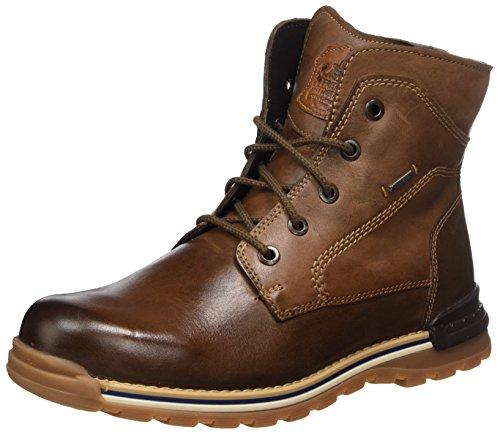 FRETZ men Herren Cooper Chukka Boots, Braun (Cavallo 82), 44 EU