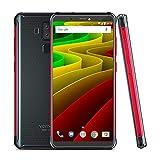 vernee V2 Pro Téléphone Portable 4G Android 8.1 Smartphone IP68 Étanche...