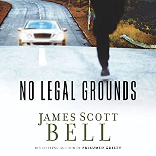 No Legal Grounds audiobook cover art