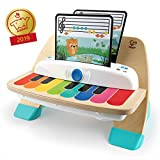 Baby Einstein Magic Touch Piano Wooden Musical Toy Toddler Toy, Ages 12 months and up