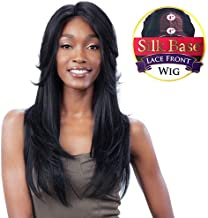 FreeTress Equal Synthetic Lace Front Wig Silk Base Tess (2)