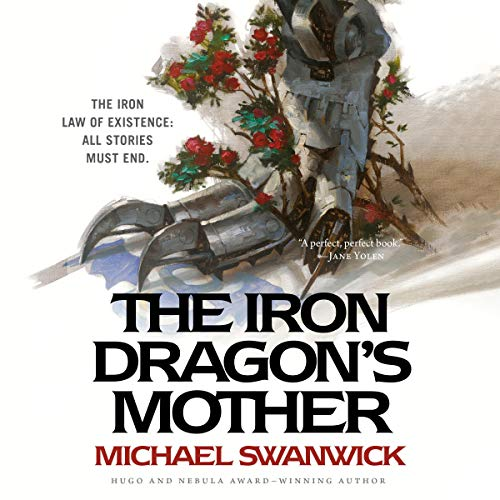 The Iron Dragon's Mother audiobook cover art