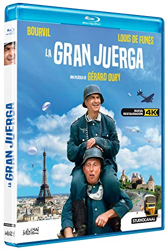 La gran juerga [Blu-ray] BOURVIL