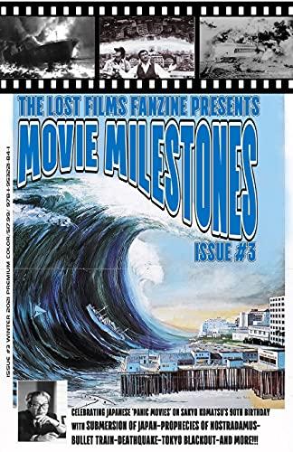 THE LOST FILMS FANZINE PRESENTS MOVIE MILESTONES #3: (Premium Color/Variant Cover A)
