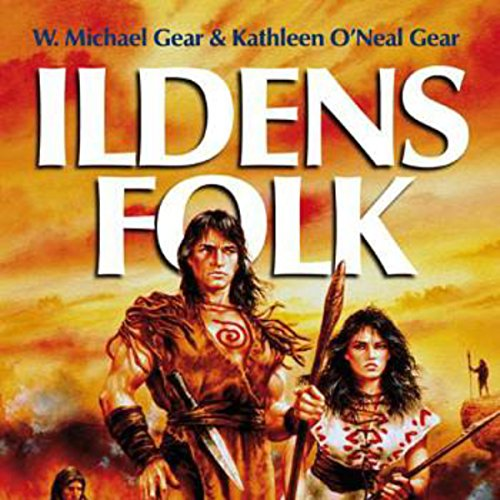 Ildens folk audiobook cover art