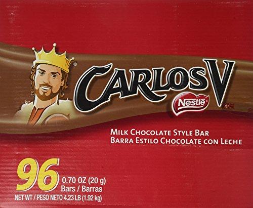 Carlos V Chocolate