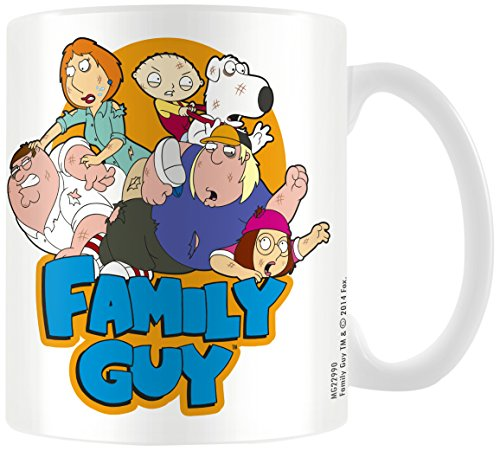Family Guy Taza de cerámica Group