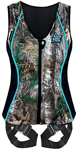 Hunter Safety System Women's Contour Safety Harness, Small / Medium, Original